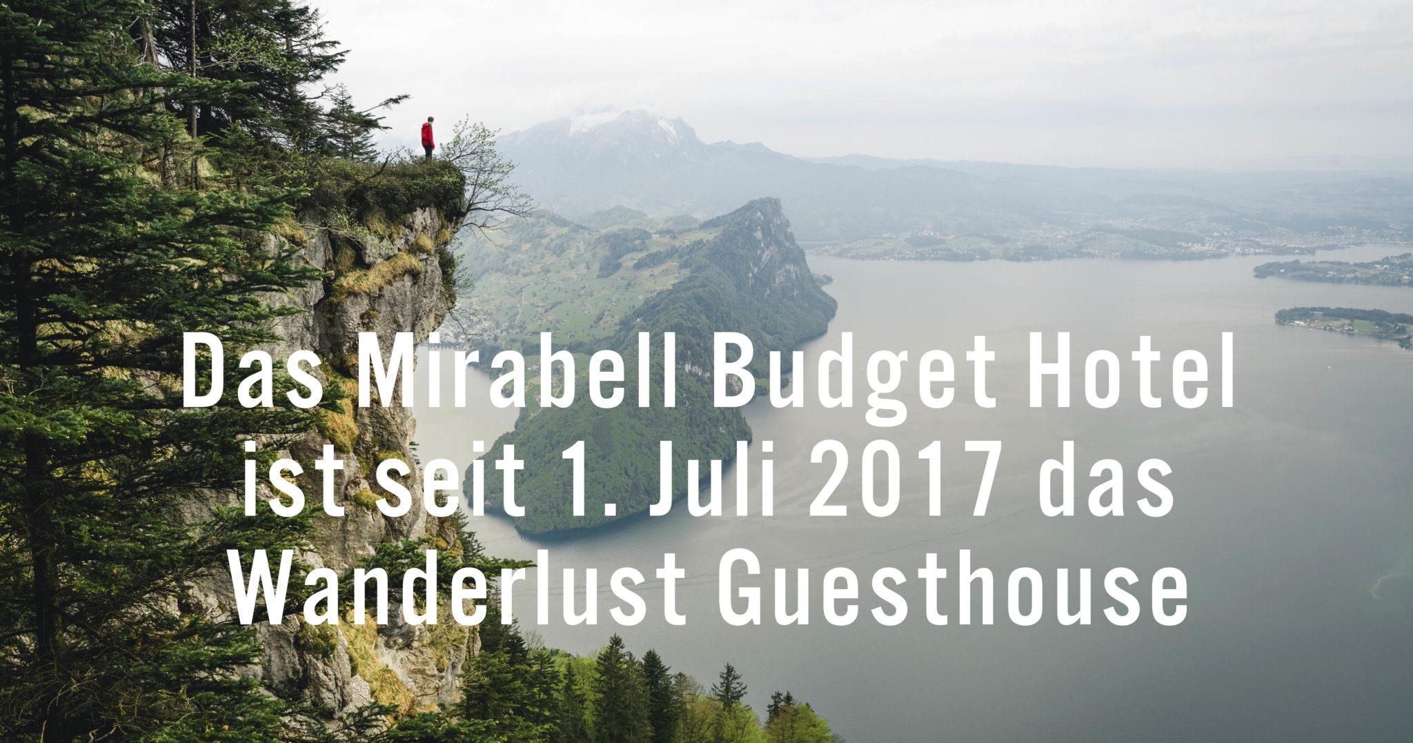 Mirabell goes Wanderlust