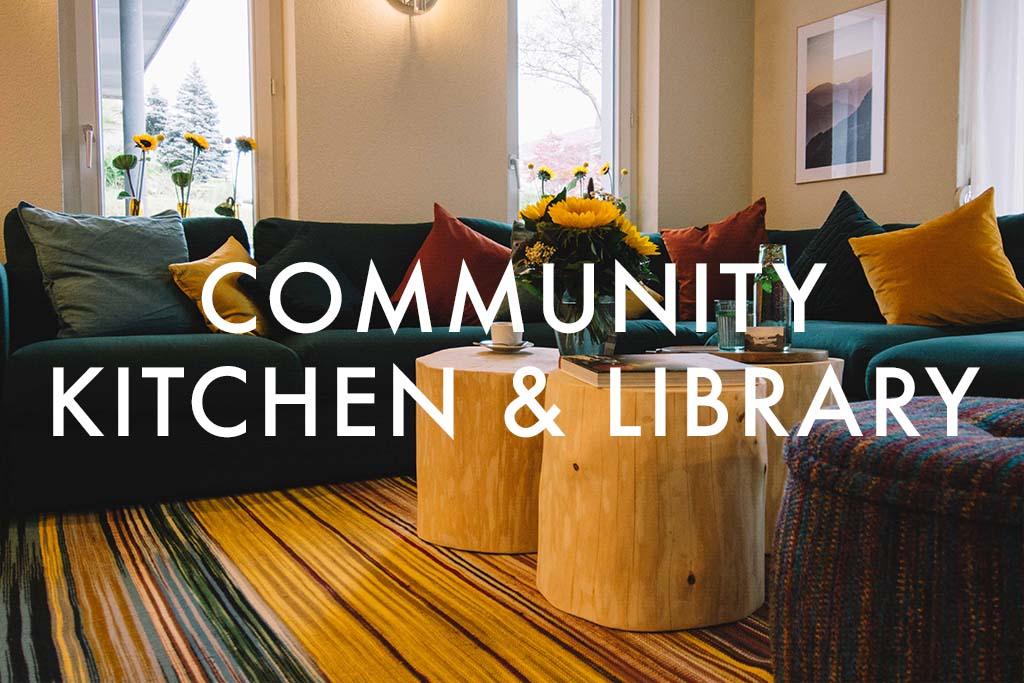 Community Kitchen & Library
